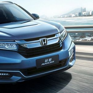 Honda Avancier facelift