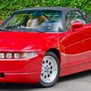 Na prodaju 1992 Alfa Romeo SZ