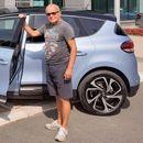 Renault Scenic 1,7 sa 120 KS, dizel – Do Niša 5,2 litra, nazad do Bgd. 6,4 litra