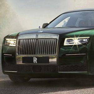 Rolls-Royce Phantom Extended