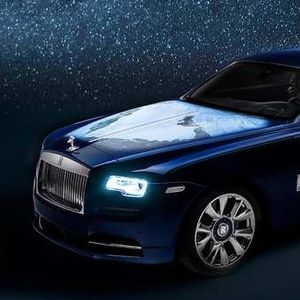 Specijalni Rolls-Royce Wraith - Inspired by Earth
