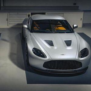 Aston Martin Vantage V12 Zagato Heritage Twins (dopunjeno)