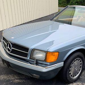 Na prodaju Mercedes S kabriolet i karavan (W126)