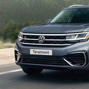 2021 Volkswagen Teramont