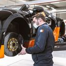 Ovako izgleda servis Bugattija