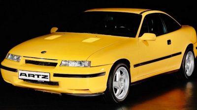 Lotus Calibra iz 1993. godine