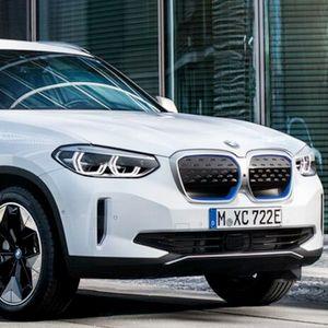 Zvanično: Električni BMW iX3