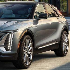 Električni Cadillac Lyriq u serijskom izdanju