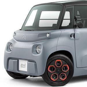 Električni Citroen Ami za 6.000 evra