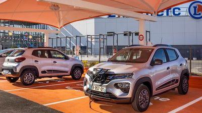 Dacia Spring u Francuskoj dostupna za najam po ceni od 5 evra dnevno