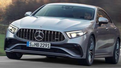 Obnovljeni Mercedes CLS