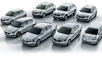 Škoda isporučila 620,900 vozila u prvoj polovini 2019. godine