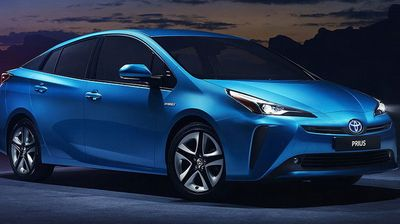 Toyota Prius je automobil godine po izboru britanskih vozača