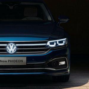 Obnovljeni Volkswagen Phideon