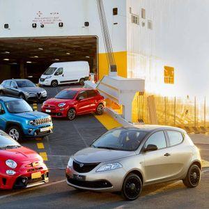 """FCA го доби """"Гранде Торино"""": Гигантскиот брод може да транспортира 7.600 автомобили до Америка"""