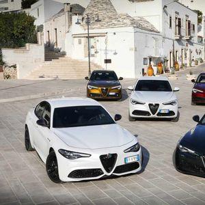 Alfa Romeo со технолошка надградба и дотерување на ентериерот за Giulia и Stelvio