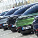 Трансформација на приоритетите: Електричниот Taycan е најпродаван Porsche модел во Европа