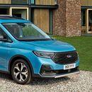 Новиот Ford Tourneo Connect е близнак со Volkswagen Caddy