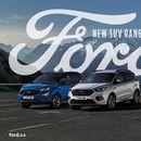 """SUV моделите на Ford """"одговорни"""" за рекордната продажба во Европа"""