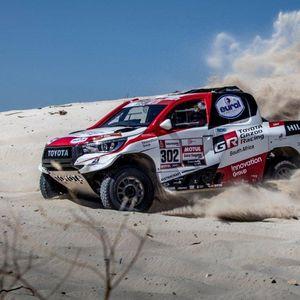 Заврши Dakar 2019 победници Aл-Атијах, Прајс, Кавиљасо, Контардо и Николаев