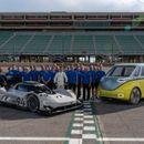Volkswagen ID. R најави уривање на рекордот на Nürburgring зa EV!