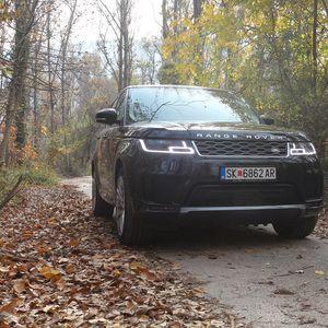 Range Rover Sport 3.0 HSE TDV6 – Благородник, ликсизен господар на беспаќата!