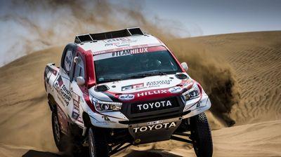 Третата етапа Daklar Rally 2019 – Сајнц со скршено тркало, лидер Ал-Ахија