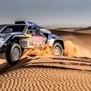 Првата етапа на Dakar rally за Toyota
