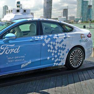 Ford гради нови постројки за автономни возила