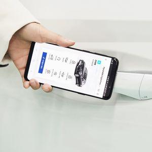 Новата Hyundai Sonata има дигитален (паметен) клуч!
