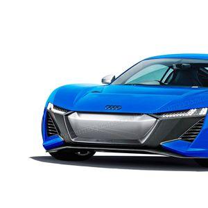 Електричниот Audi e-Tron GTR – наследник на супер спортистот R8