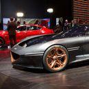 Genesis планира сериско производство на електричното купе!