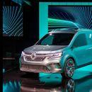 Renault Kangoo Ze concept визија за опстанок на врвот во класата!