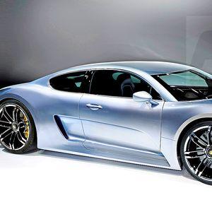 Porsche Coupe 2024- Истребувач на BMW Serieѕ 8