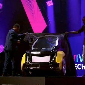 Претставено мало електрично возила наречено по Хусеин Болт!