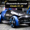 Citroen со ултра удобен футуристички концепт -Citroen 19_19 concept