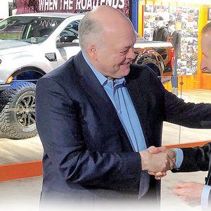 Договорот за соработка на VW и Ford пред финализирање