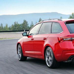 Новата Škoda Octavija премиерата ќе ја има во Combi изведба на каросерија!