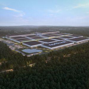 VW и BMW инвестираат во најголема фабрика за литиум-јонски батерии во Европа
