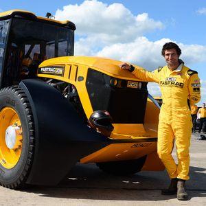 Поставен светски брзински рекорд за трактори- 166,7 km/h!