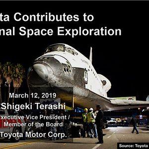 И Toyota со Rover -концепт возило за освојување на нови планети!