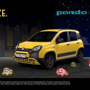 Новата Fiat Panda Waze, еволуција на нај социјалниот градски автомобил!