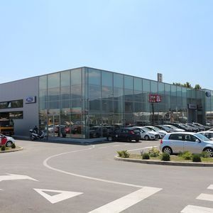 Ford и Ми-Да Гранд Моторс во нов импортерски, продажнен и сервисен центар