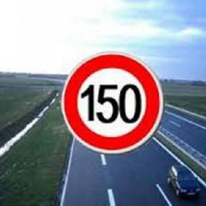 Во Италија испитуваат со нова максимална брзина на автопат 150 km/h