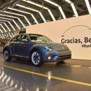 Произведен последната VW Beetle!