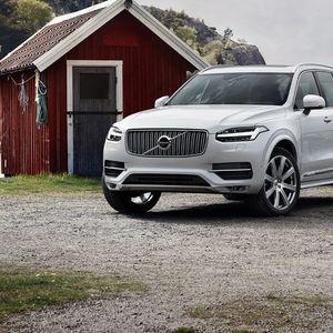 Volvo ќе ја проширува SUV понудата
