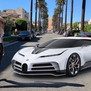 Претставен Bugatti Centodieci u spomen na legendarni EB110