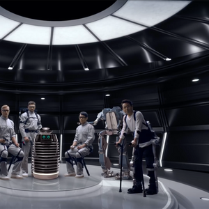 Со VEX роботски елек KIA ја олесноува работата на работниците!