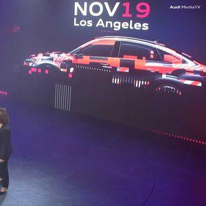 Audi со E-tron Sportback закажа официјално деби во Лос Анџелес