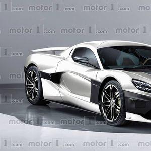 Porsche подготвува електричен хипер автомобил со помош на Rimac Automobile